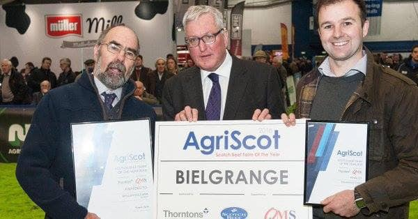 Scottish Beef Farm of the Year.