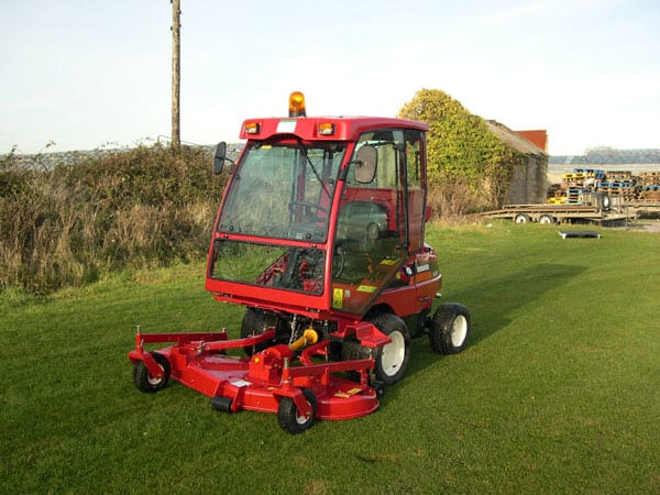Shibaura CM374 Out Front Mower