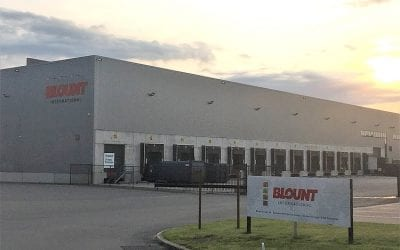 New parts & distribution centre to service growing European demand