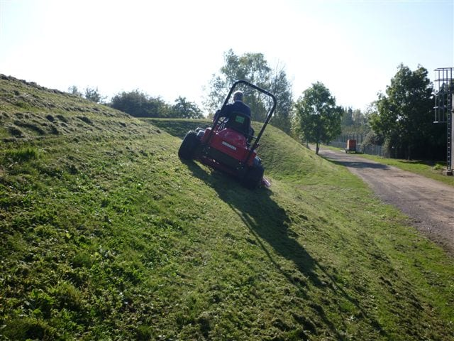 SG280 Slope Mower