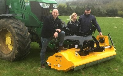 Heming Engineering take on Woods and Muthing dealerships