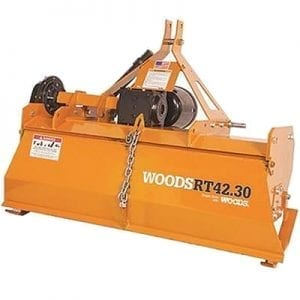 Woods Rotary Tillers