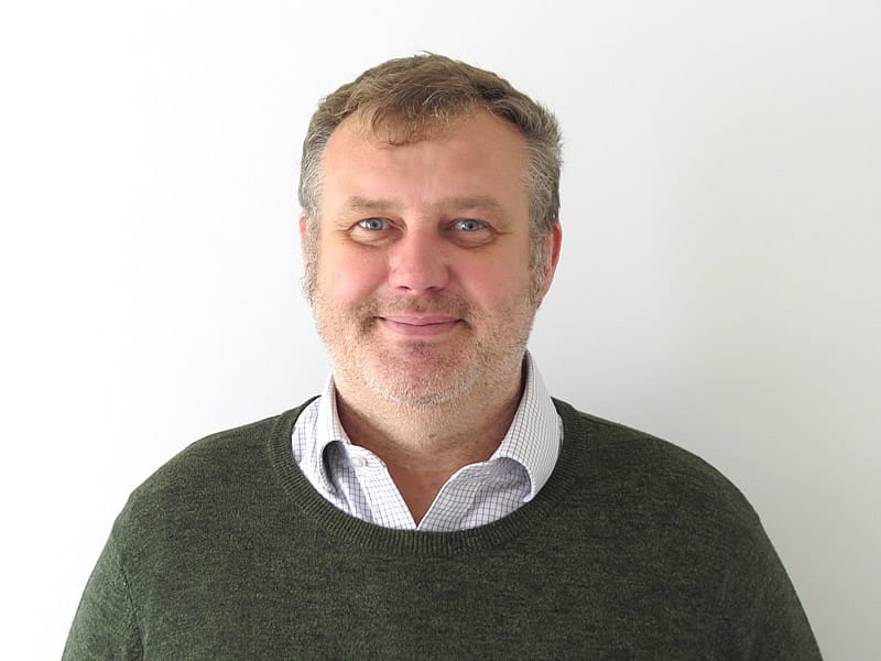 Neil Baker, Commercial Sales Manager, BDC Systems