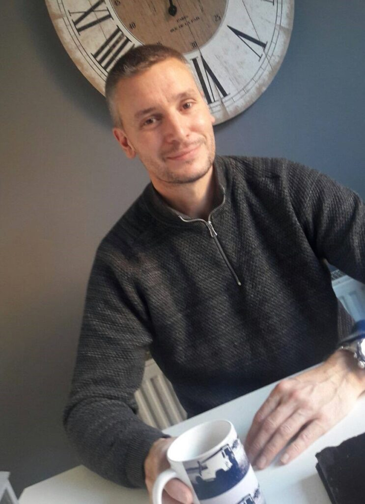 Andy Griffiths hypnotherapist