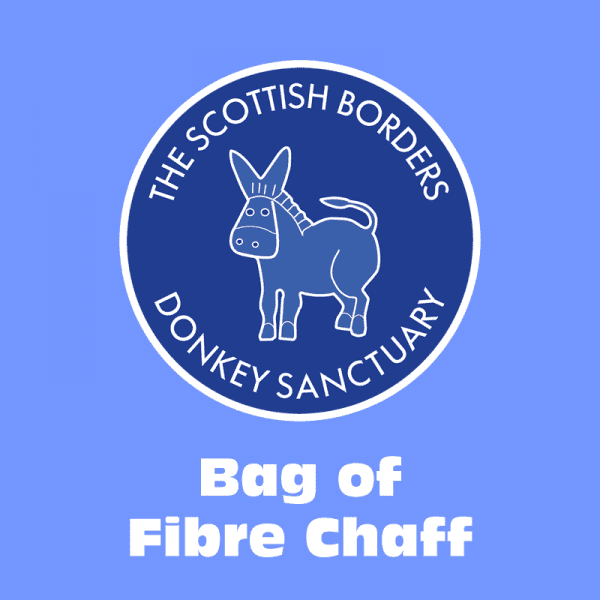 Bag of Fibre Chaff